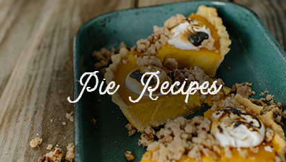 Pie Recicpes